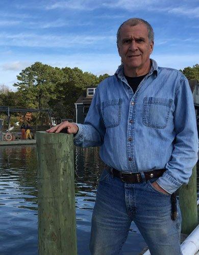 John Vigliotta - Owner & CEO of Mobjack Bay Seafood Gloucester Virginia