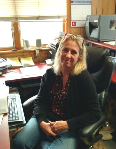 Linda Vigliotta VP, Administration & Finance - Mobjack Bay Seafood - Gloucester Virginia